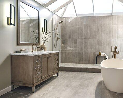 Modern Contemporary Bathroom Design