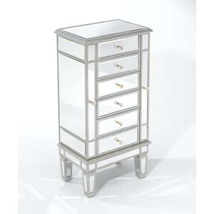 Jewelry Cabinet Plans
