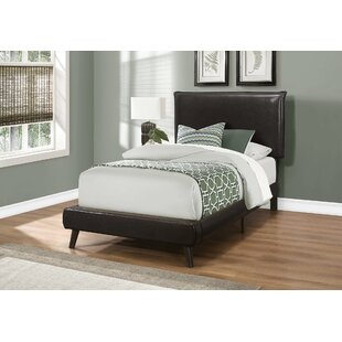 Weitzman Upholstered Panel Bed