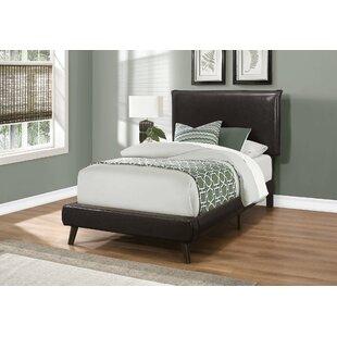 Weitzman Upholstered Panel Bed