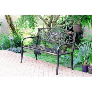 Dorazio Steel Park Bench b..