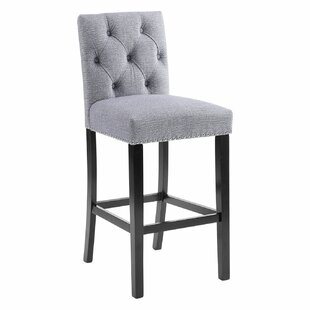 Joel 30.5 Bar Stool with Cushion (Set of 2)