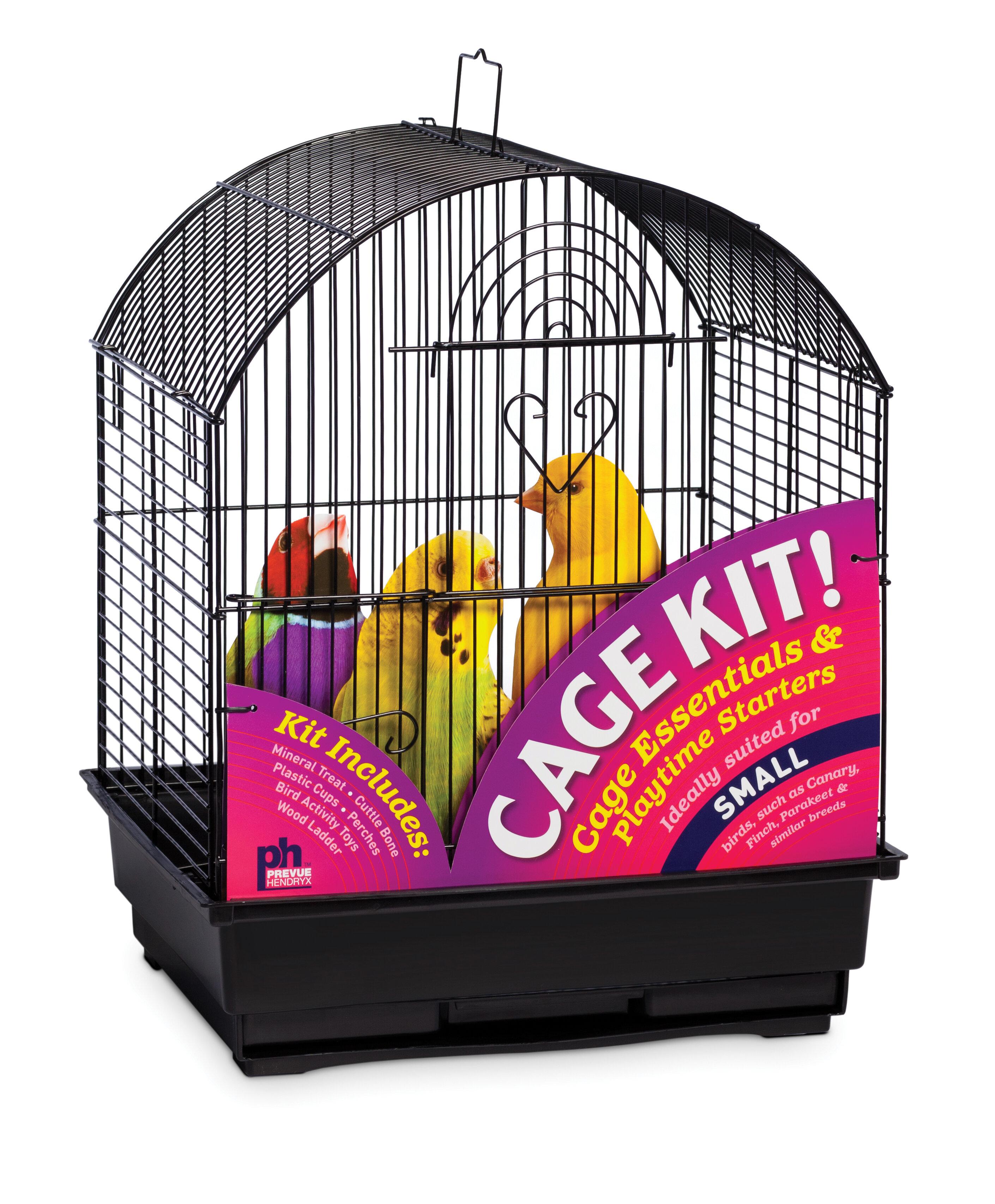 Tucker Murphy Pet Bretz Round Roof Bird Cage Reviews Wayfair