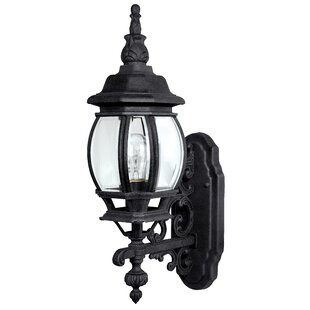 Herkimer 1-Light Outdoor Wall Lantern