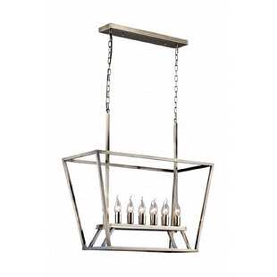 Latitude Run Thea 8-Light Lantern Chandelier