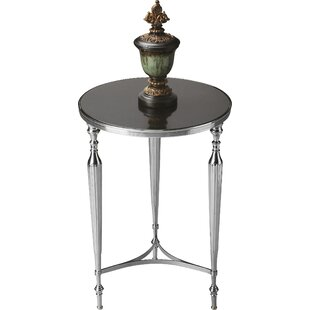 Izayah End Table by World Menagerie