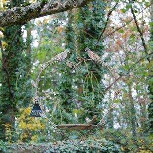 Review Decorative Bird Feeder