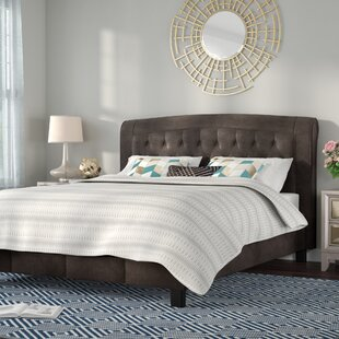 Willa Arlo Interiors Honoria Upholstered Platform Bed