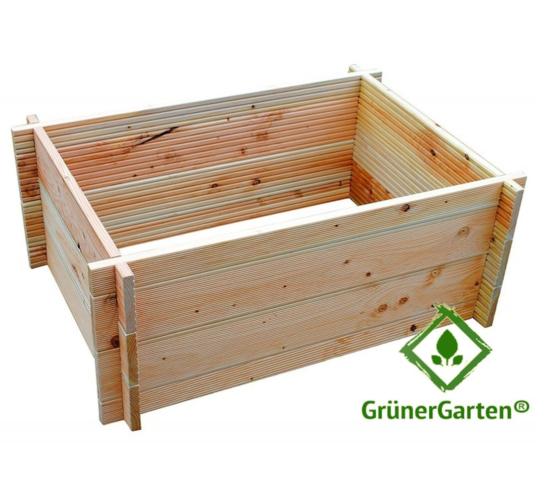 Youngquist Wooden Planter Box