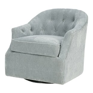 Cadmus Swivel Armchair