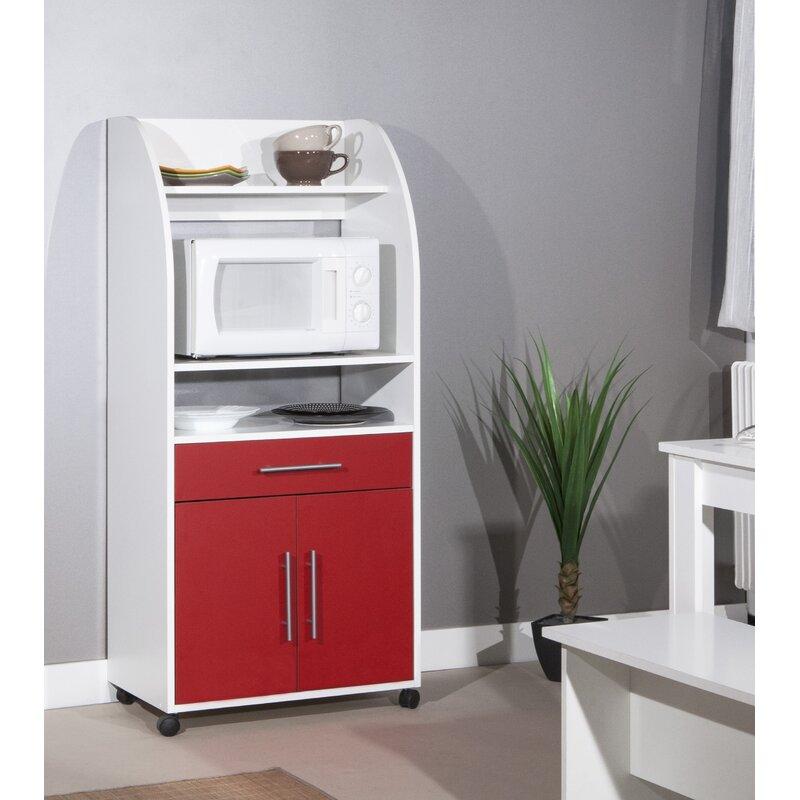 Ebern Designs Kavanaugh Microwave