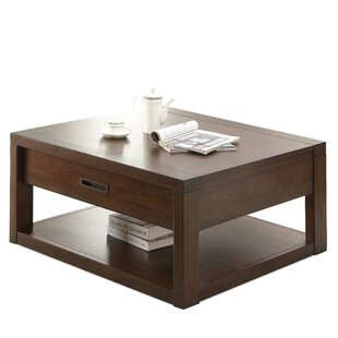 Inexpensive Lancaster Coffee Table By Loon Peak