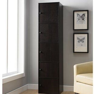 Dewitt 5 Closed Door Storage Cabinet