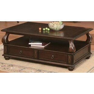 Andrew Home Studio Charleen Coffee Table with Storage