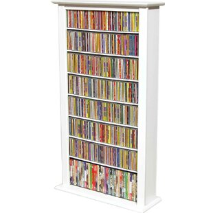 Rebrilliant Regular Single Multimedia Storage Rack