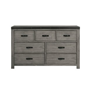 Pfeiffer 7 Drawer Dresser