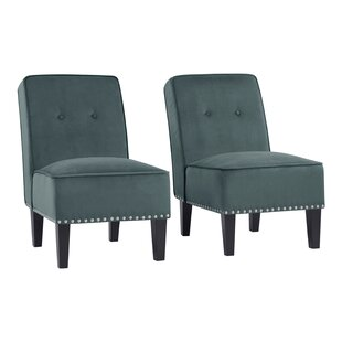 Read Reviews Ferebee Side Chair (Set of 2) by Charlton Home Reviews (2019) & Buyer's Guide