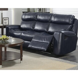 Tussey 3 Seater Reclining Sofa By Brayden Studio