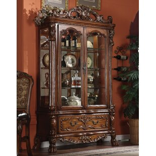 Cabinets Sensible Beautiful Antique Inlaid Mahogany Display Cabinet Be Friendly In Use Antiques