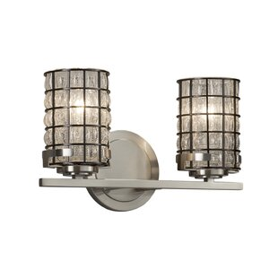 Williston Forge Demaio 2-Light LED Vanity Light