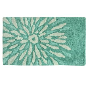 Delores Flower Power Bath Rug