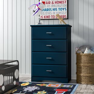 Read Reviews Alzado 4 Drawer Chest by Mack & Milo Reviews (2019) & Buyer's Guide