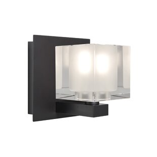 Rockwell 1-Light Bath Sconce by Ebern Designs