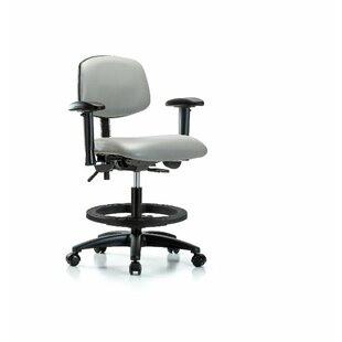 Symple Stuff Lyric Medium BenchOffice Chair