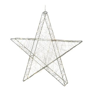 Silver Spun Luminary & Pathway Lights By The Seasonal Aisle