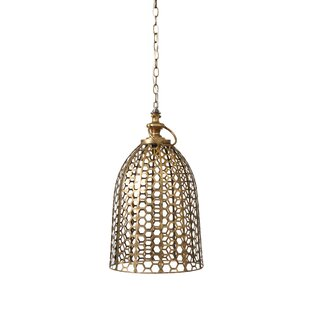 Barbara Cosgrove 1-Light Cone Pendant