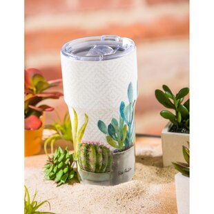 Ceramic Travel Mugs Tumblers Free Shipping Over 35 Wayfair