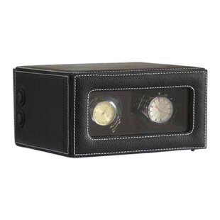Double Winder Watch Box ByWildon Home ®