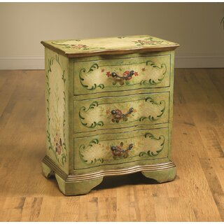 Ammerman 3 Drawer Mirrored Accent Chest by Ophelia & Co. SKU:AC372230 Order