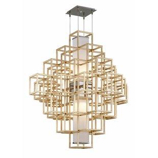 Corbett Lighting Metropolis 2-Light LED Pendant