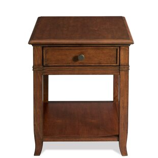 Keiran End Table by Alcott Hill Coupon
