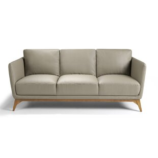 Genuine Leather 3 Seater Sofa By Angel Cerda