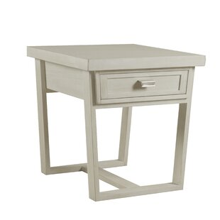 Graphite End Table