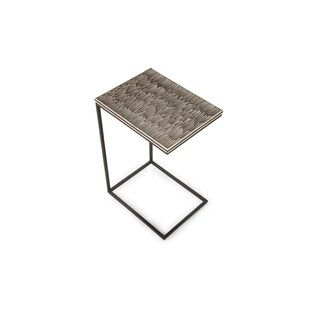Redman End Table by Bloomsbury Market