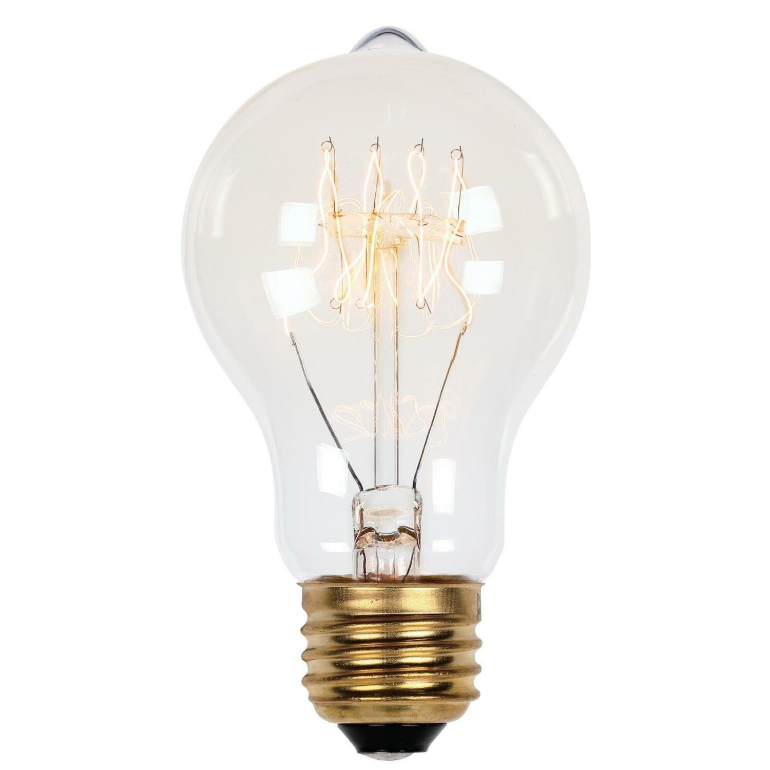 Westinghouse Lighting A19 Incandescent Light Bulb Soft White 2450k E26 Medium Standard Base Reviews Wayfair