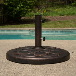 Ploy stone Umbrella Base