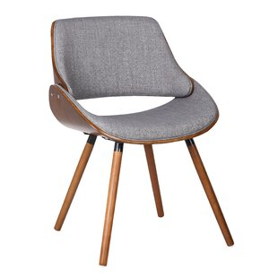Viviana Upholstered Dining Chair by George Oliver