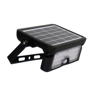 Ilyes 1-Light Flood Light With PIR By Sol 72 Outdoor