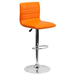 Super Alexandrea Adjustable Height Swivel Bar Stool Bralicious Painted Fabric Chair Ideas Braliciousco