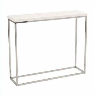 Orren Ellis Rupe Narrow Console Table