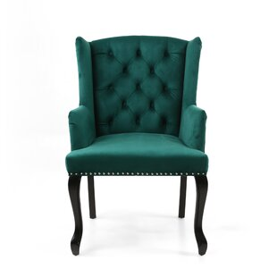 Ayana Wingback Chair By Marlow Home Co.