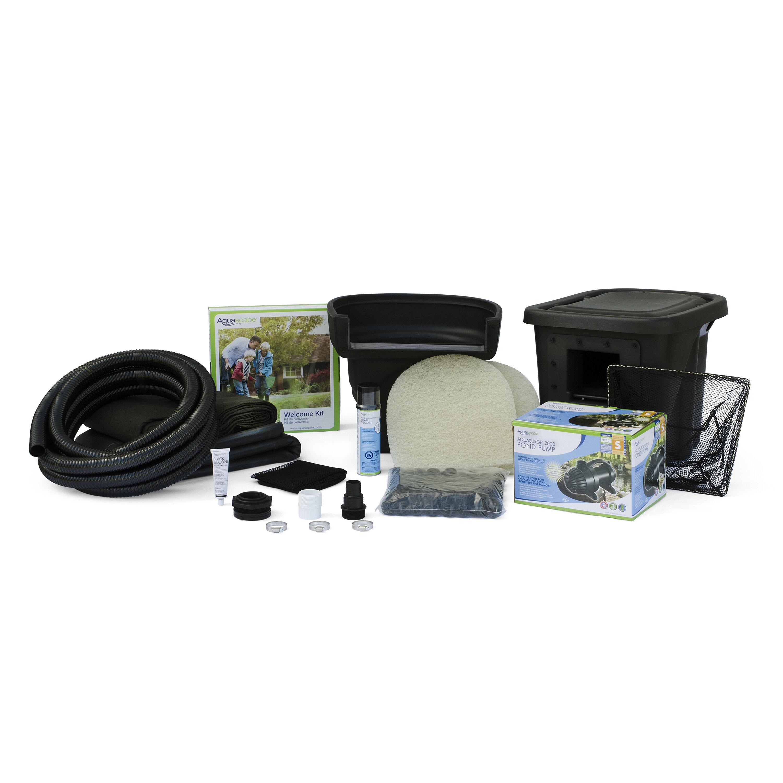 Aquascape Diy Backyard Water Garden Kit Wayfair