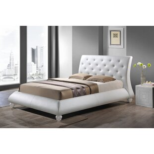 Buying Utley Upholstered Platform Bed by Orren Ellis Reviews (2019) & Buyer's Guide
