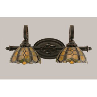 Astoria Grand Pierro 2-Light Vanity Light