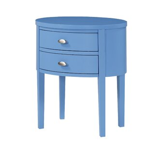 Rossiter 2 Drawer Nightstand