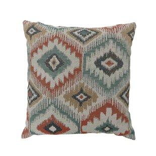 Corona Contemporary Diamond Throw Pillow (Set of 2)